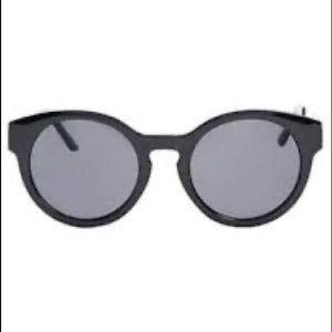 Forever 21 Round Tinted Resin Plastic Sunglasses